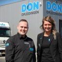 Thom Dijkxhoorn en Rowan van Dijk van Don Opleidingen