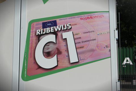 C-rijbewijs