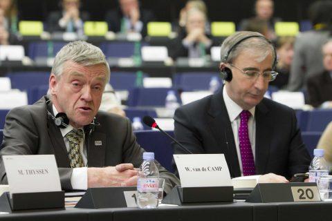 Europarlementariër Wim van de Camp (CDA)