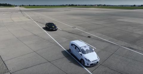Bron: video test van Euro NCAP