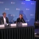 Persconferentie over Stint