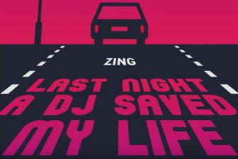 Campagne Last night a dj saved my life