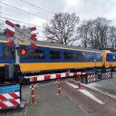 Spoorwegovergang Breda
