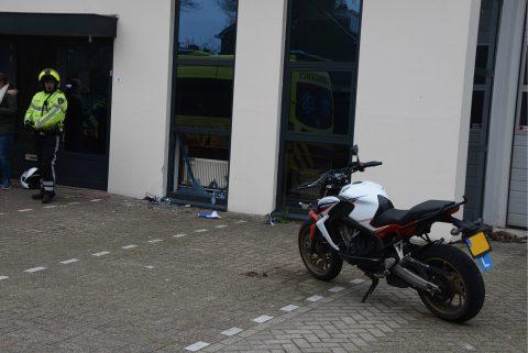 Ongeval Leiderdorp