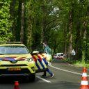 Dodelijk ongeval met motorleerling in Barneveld. foto GinoPress