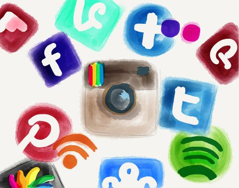 Social media. foto Flickr/Tanja Cappell