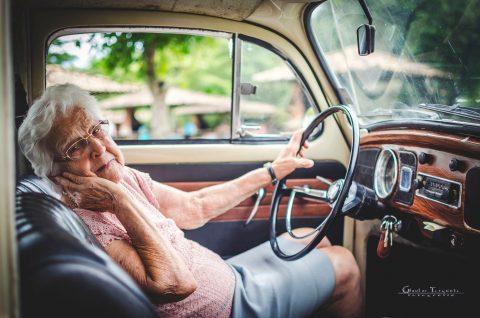senior oudere 75-plusser