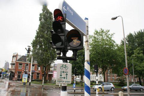 verkeersveiligheid verkeerslicht stoplicht